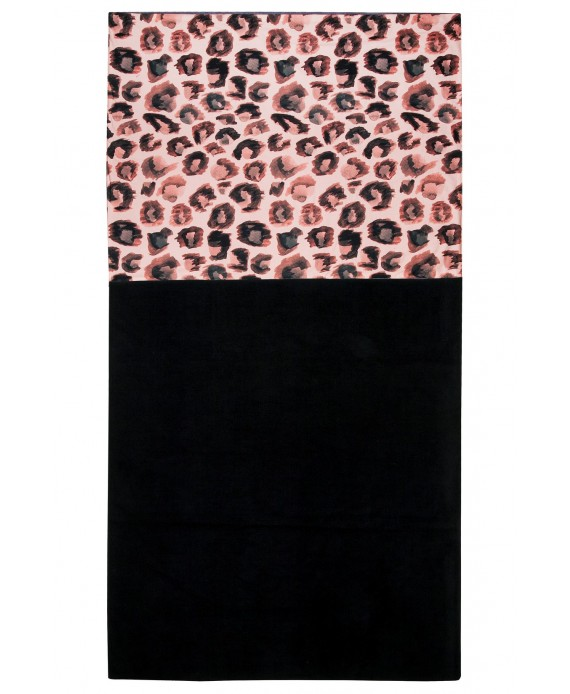 LEOPARD CHIC BLACK